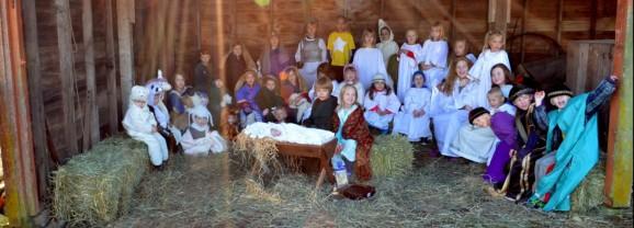 Kid's Nativity Video
