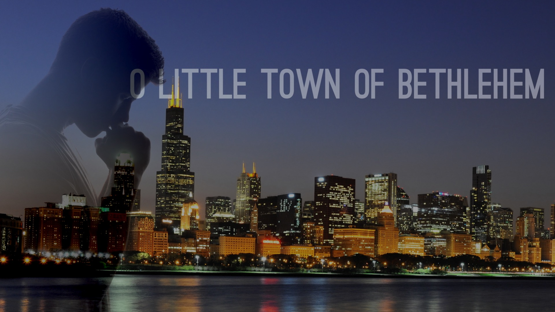 NEW* Spoken Word – O Little Town of Bethlehem