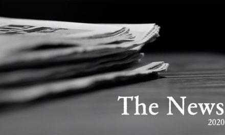 Christmas Mini-Movie – 'The News' –  2020